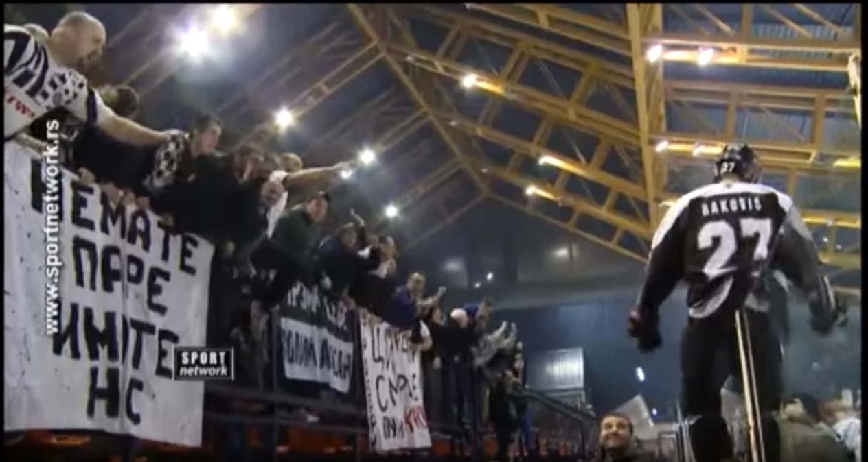 HK Partizan - C. Zvezda 3:2 Finale, 20.03.2016